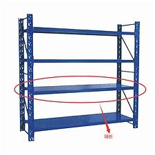 发力 货架隔板 (蓝)