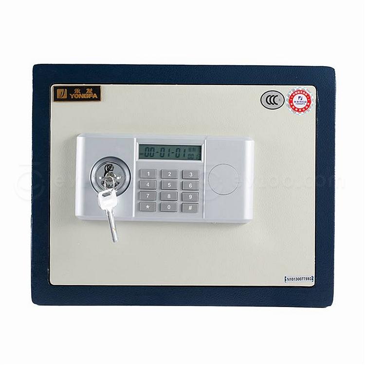 永发 电子密码锁防盗保险箱 30kg  D-30BL3C