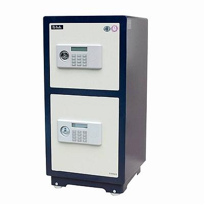 永发 电子密码锁防盗保险柜 130kg  D-91BL3C(双门)