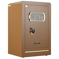 全能 电子密码保险箱防盗保险柜 (金色) 84KG  T1-60