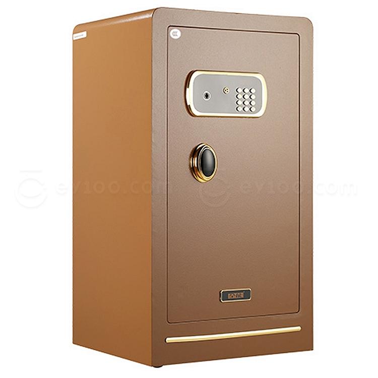 全能 电子密码保险箱防盗保险柜 (金色) 137KG  T1-90