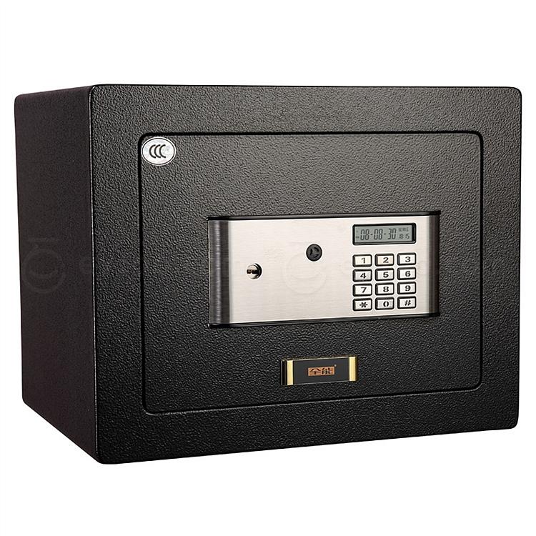 全能 电子密码保险箱防盗保险柜 (黑色) 36.5KG  GTX-3345