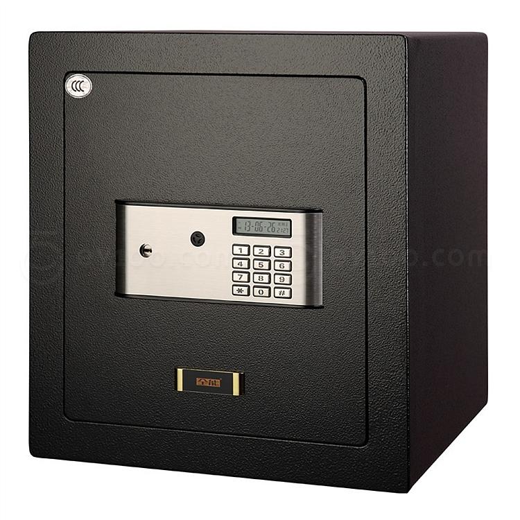 全能 电子密码保险箱防盗保险柜 (黑色) 48.5KG  GTX-4542