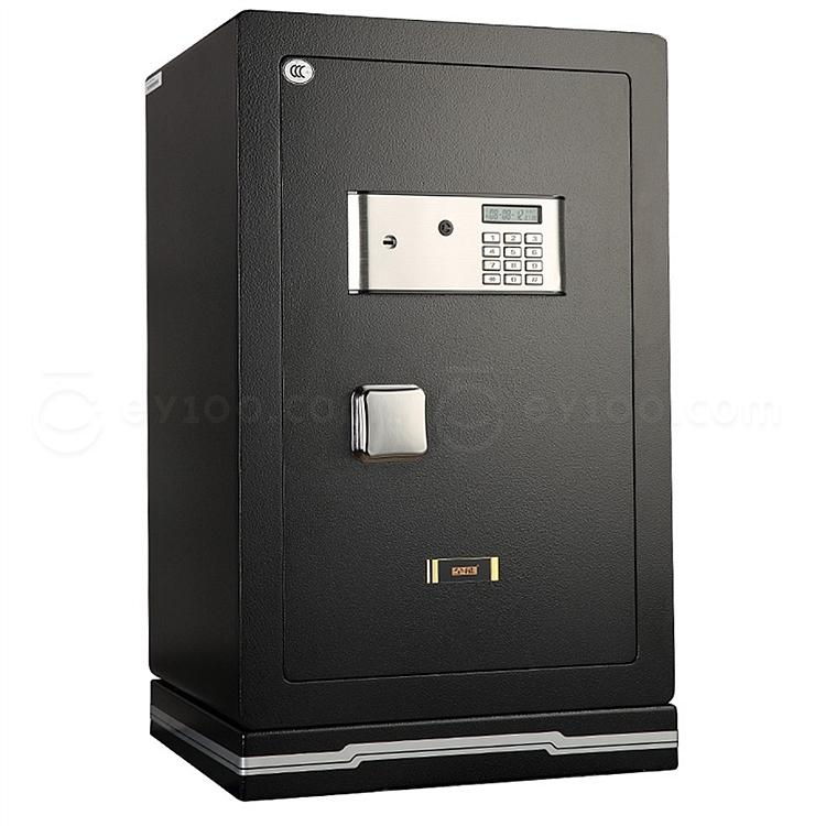 全能 电子密码保险箱防盗保险柜 (黑色) 102.5KG  GTX-6845