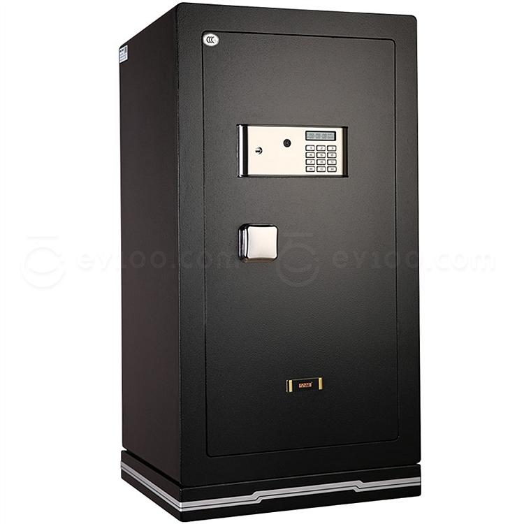 全能 电子密码保险箱防盗保险柜 (黑色) 144KG  GTX-9050