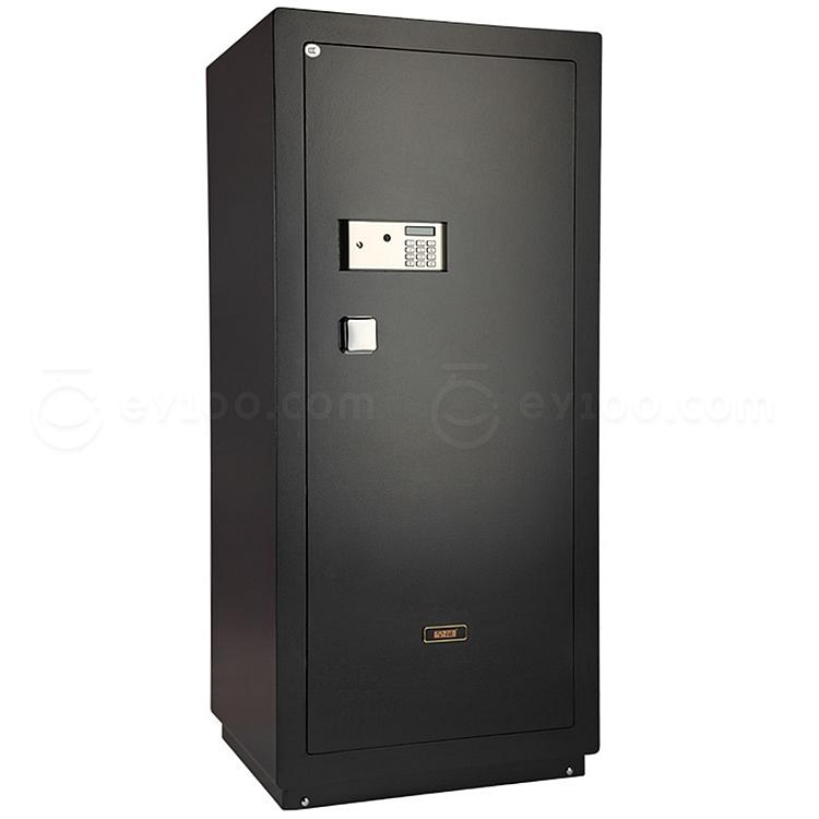 全能 电子密码保险箱防盗保险柜 (黑色) 325KG  GTX-15870