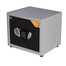 全能 电子密码保险箱防盗保险柜 (黑灰套色) 40KG  TGG-3342