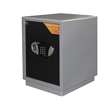 全能 电子密码保险箱防盗保险柜 (黑灰套色) 53KG  TGG-4938
