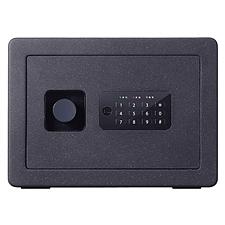 得力 保管箱保险箱 (黑) 电子密码  33515