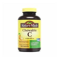 天维美 维生素C咀嚼片 150粒