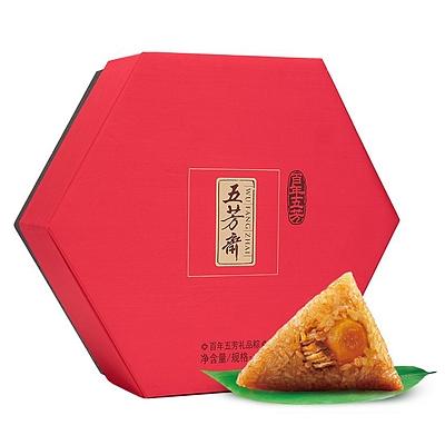 百年五芳粽子礼盒