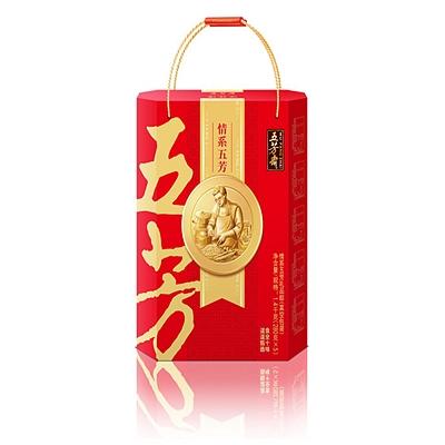 五芳斋 情系五芳礼盒 1400g