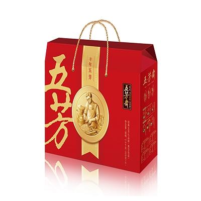 豐年五芳禮盒