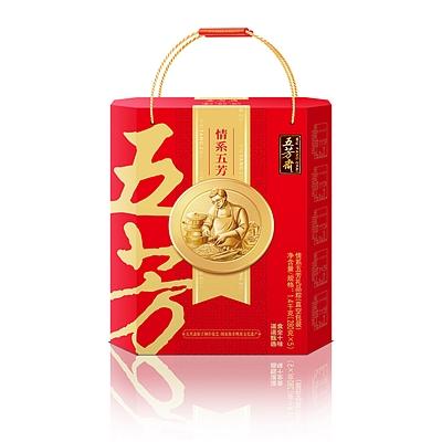 情系五芳礼盒