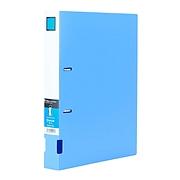 锦宫 2孔D型文件夹 (蓝) A4  DF-104