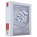 齐心 三面插袋D型文件夹 (白) A4  A0234