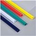 晟琪 抽杆文件夹 (混色) A4 10个/包  Q310