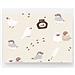 国誉 Campus意匠便签替芯 文具鸟系列 (文鸟) 45*32mm*20张/条  WSG-MEKS01-17