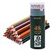 晨光 彩色铅笔PP筒装 (彩色) 48支/筒  AWP36808