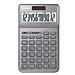 卡西欧 台式计算器 (铂晶银) 12位数  JW-200SC-GY