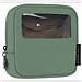 国誉 一米新纯M-BUK小物收纳窗窗包 (绿) 中号  WSG-KUSK291G