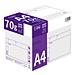易优百 高级型复印纸 5包/箱  A4 70g