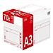 易優百 標準型復印紙 5包/箱  A3 70g