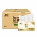 清风 原木纯品2层180抽抽取式面巾纸 6包/提  BR67SCS1