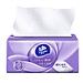 维达 棉韧3层抽取式纸面巾100抽S码 8包/提  V2833
