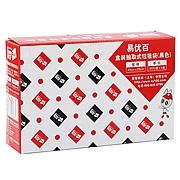 易优百 盒装抽取式垃圾袋 45*55cm 30只*4卷/盒