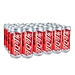 可口可乐 健怡碳酸饮料 330ml×24罐