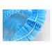 國產 一次性無紡布帽子 (黃色) 2000只/箱