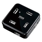 山业 USB多功能集线器(7口)  USB-HUB250BK