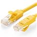 绿联 超五类网线 (黄色) 5米  11233