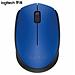 羅技 無線鼠標 (藍色)  M170