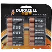 金霸王 5号碱性电池 5号 12节/组  MN1500B12