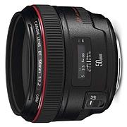 佳能 標準定焦鏡頭  EF 50mm f/1.2L USM