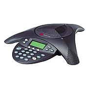 寶利通 音頻會議系統電話機 (黑)  SOUNDSTATION 2標準型