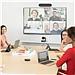羅技 商務高清視頻會議系統 攝像頭 (黑色) 4K高清  CC5000e