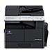 柯尼卡美能达 黑白数码多功能复合机 双面送稿器+国产工作台  bizhub 205i