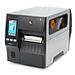斑马 工业级条码打印机  ZT411 300dpi