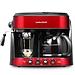 摩飞电器 二合一咖啡机 (红色)  MR4625