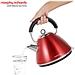 摩飞电器 电水壶 (红色)  MR7076A