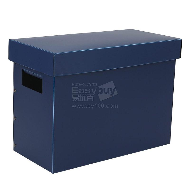 易达 SOHO多用吊挂筐 (蓝) A4  21660