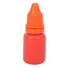军丽印章 印油 (红) 10 ml  印油