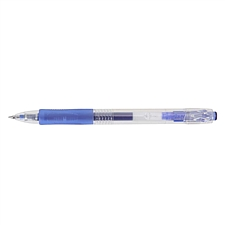 易优百 按动式中性笔 (蓝) 0.5mm  EB0615