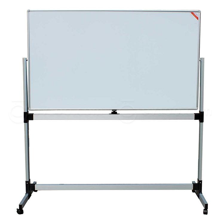维多利 双面白板(带脚架) (白色) 2400*1200mm/横式