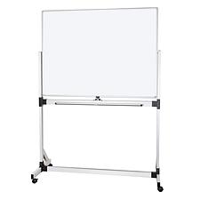 嫡美 双面白板(带脚架) 900*600mm/横式