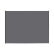 日学 新型软木布告板 (深灰) 2100*1200*20  RJ-47