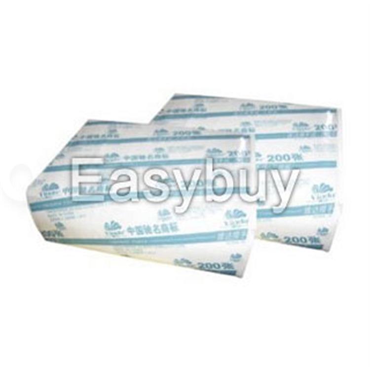 维达 擦手纸 200张(单层)  V2036